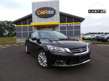 2015 Honda Accord Sedan EX-L Michigan MI
