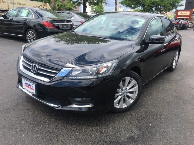 2015 Honda Accord Sedan EX Worcester MA