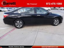 2015_Honda_Accord Sedan_LX_ Garland TX
