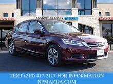 2015 Honda Accord Sedan LX San Antonio TX