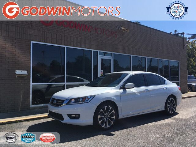 2015 Honda Accord Sedan Sport Columbia SC