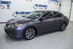 2015 Honda Accord Sedan Sport San Antonio TX