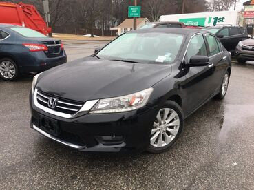2015_Honda_Accord Sedan_Touring_ Worcester MA