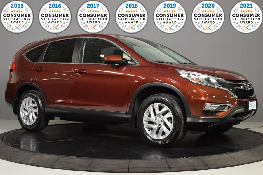 2015_Honda_CR-V_EX_ Glendale Heights IL