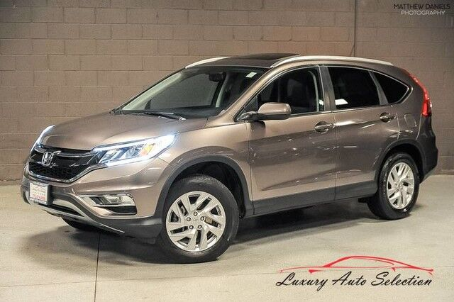 2015_Honda_CR-V EX-L AWD_4dr SUV_ Chicago IL