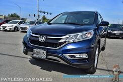 2015_Honda_CR-V_EX-L / AWD / Power & Heated Leather Seats / Sunroof / Bluetooth / Back Up Camera / Cruise Control / 33 MPG / 1-Owner_ Anchorage AK