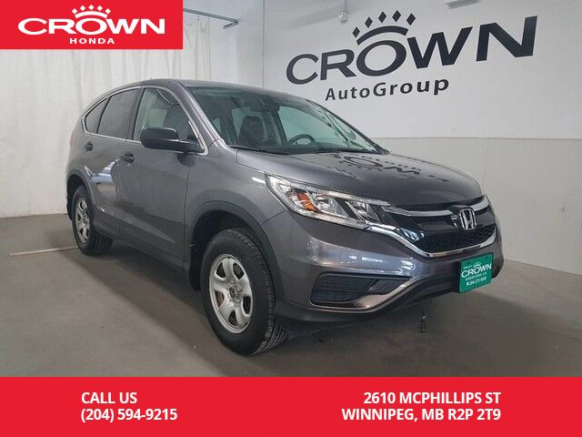 Superior 2015 Honda CR V LX/AWD/REMOTE START/ BACK UP CAM/ ...
