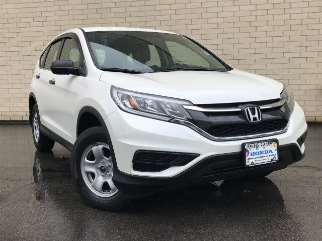 2017 Honda Cr V Lx Chicago Il