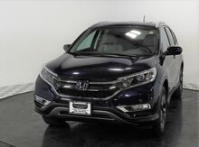 2015_Honda_CR-V_Touring AWD_ Bedford TX