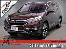 2015_Honda_CR-V_Touring_ Moncton NB