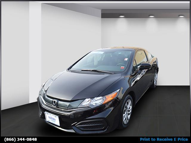 2015 Honda Civic Coupe 2dr CVT LX Brooklyn NY