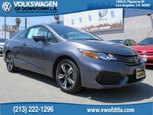 2015_Honda_Civic Coupe_EX_ Los Angeles CA
