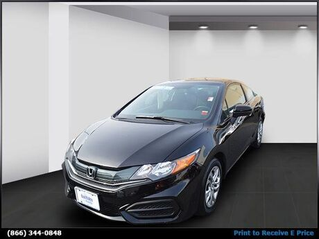 2015 Honda Civic Coupe LX Brooklyn NY