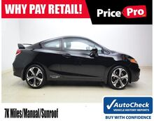 2015_Honda_Civic Coupe_Manual Si_ Maumee OH