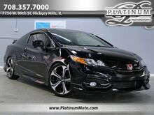 2015_Honda_Civic Coupe Si_Bodykit Lowered Exhaust Backup Camera Honda Lane Watch_ Hickory Hills IL