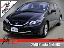 2015_Honda_Civic_DX_ Moncton NB