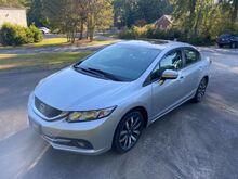2015_Honda_Civic_EX-L Sedan CVT_ Charlotte NC
