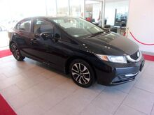 2015_Honda_Civic_EX Sedan CVT_ Charlotte NC