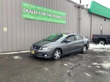 2015_Honda_Civic Hybrid_CVT w/Leather and Navigation_ Spokane Valley WA