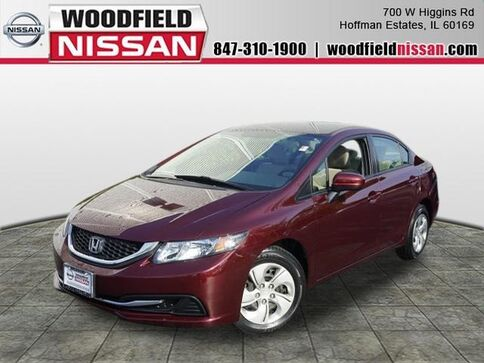 2015_Honda_Civic_LX_ Hoffman Estates IL