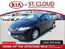 2015_Honda_Civic_LX_ St. Cloud MN