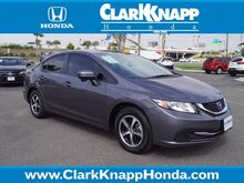 2015_Honda_Civic_SE_ Pharr TX