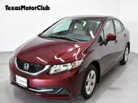 2015 Honda Civic Sedan 4dr CVT LX