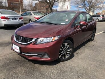 2015_Honda_Civic Sedan_EX_ Worcester MA
