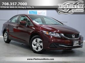 Honda Civic Sedan LX 1 Owner 2015