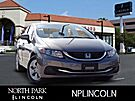 2015 Honda Civic Sedan LX San Antonio TX