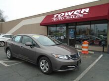 2015_Honda_Civic Sedan_LX_ Schenectady NY