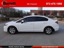 2015_Honda_Civic Sedan_LX_ Garland TX
