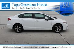 2015_Honda_Civic Sedan_SE_ Cape Girardeau MO