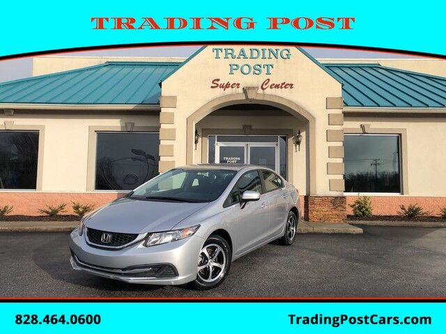 2015_Honda_Civic Sedan_SE_ Conover NC