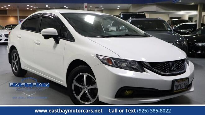 2015_Honda_Civic Sedan_SE_ San Ramon CA