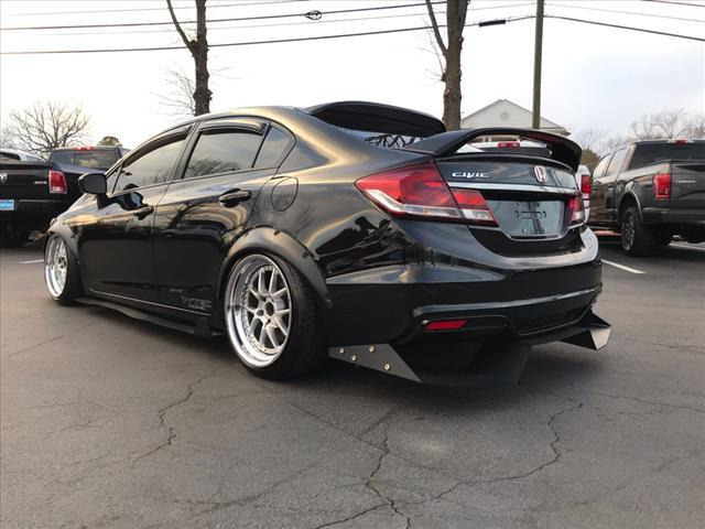 2015 Honda Civic Si w/Summer Tires Raleigh NC