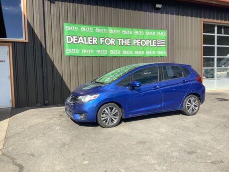 2015 Honda Fit EX CVT Spokane Valley WA