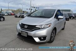 2015_Honda_Fit_EX Hatchback / Automatic / Keyless Entry & Start / Sunroof / Right Side Lane Watch / Bluetooth / Back Up Camera / Cruise Control / USB & AUX Jacks / Aluminum Wheels / Low Miles / 38 MPG_ Anchorage AK