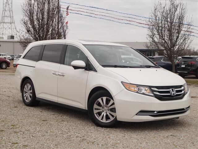 2015 Honda Odyssey EX-L West Point MS