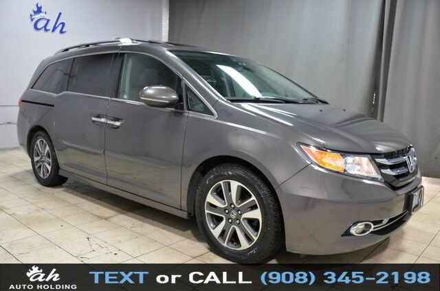 2015 Honda Odyssey Touring Elite Hillside NJ