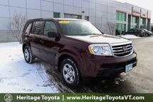 2015 Honda Pilot LX South Burlington VT
