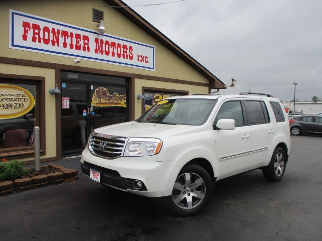 2015 Honda Pilot Touring 4WD 5-Spd AT with DVD Middletown OH