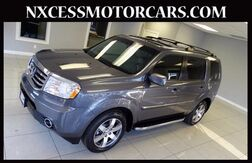 2015_Honda_Pilot_Touring DVD ENTERTAINMENT SYSTEM NAVIGATION 1-OWNER._ Houston TX