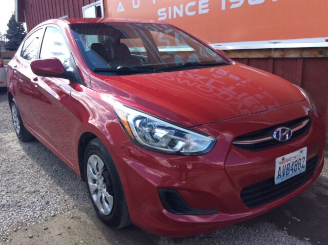 2015 Hyundai Accent GLS 4-Door 6A Spokane WA
