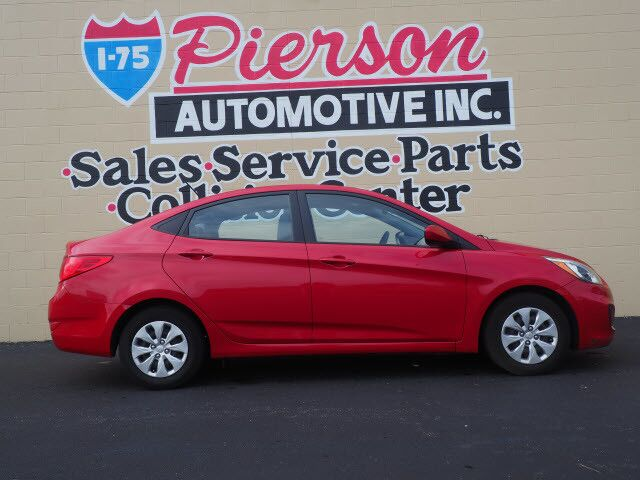 2015 Hyundai Accent GLS Middletown OH
