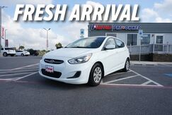 2015_Hyundai_Accent_GS_ Harlingen TX