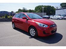 2015_Hyundai_Accent_GS_ Norwood MA