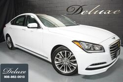 Hyundai Genesis 3.8L AWD, Signature Package, Technology Package, Navigation System, Rear-View Camera, Ventilated Seats, Panorama Sunroof, 18-Inch Alloy Wheels, 2015