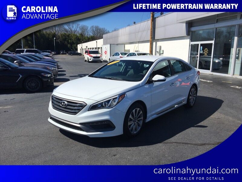 Vehicle Details 2017 Hyundai Sonata At Carolina Of High Point Kia