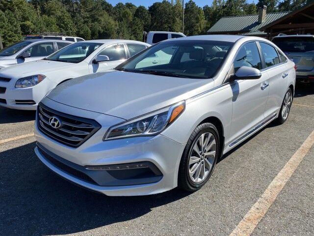 2015 Hyundai Sonata 2.4L Sport Monroe GA